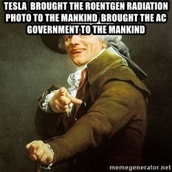 Ducreux - Tesla 