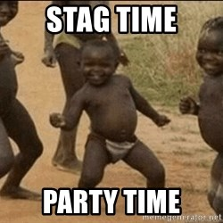 Third World Success - Stag time Party time