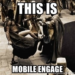 sparta kick - THIS IS MOBILE ENGAGE