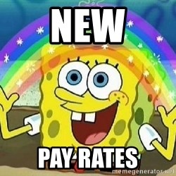 Imagination - New Pay Rates