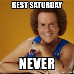 Gay Richard Simmons - best saturday never