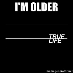 MTV True Life - i'm older