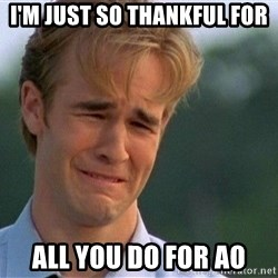 Thank You Based God - I'm just so thankful for  All you do for AO