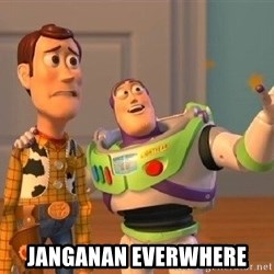 Consequences Toy Story - janganan everwhere