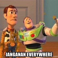 Consequences Toy Story - janganan everywhere