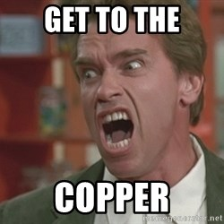 Arnold - Get to The copper