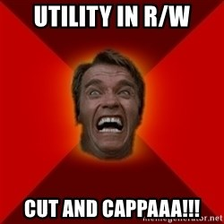 Angry Arnold - utility in r/w cut and cappaaa!!!