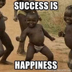 Success African Kid - Success is happiness