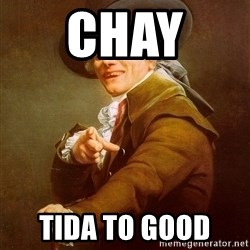 Joseph Ducreux - Chay  tida to good