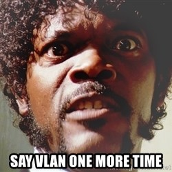 Mad Samuel L Jackson - SAY VLAN ONE MORE TIME