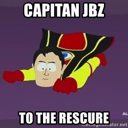 Captain Hindsight - CAPITAN JBZ TO THE RESCURE