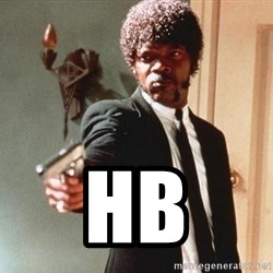 I double dare you - HB