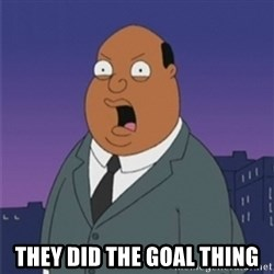 ollie williams - They did the goal thing