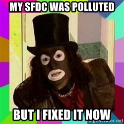 Papa Lazarou - MY SFDC WAS POLLUTED but i fixed it now