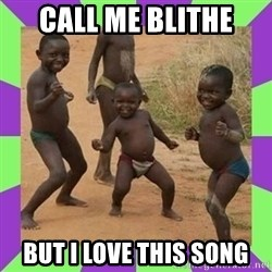 african kids dancing - Call me blithe But i love this song