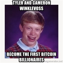 nerdy kid lolz - Tyler and Cameron Winklevoss become the first Bitcoin billionaires