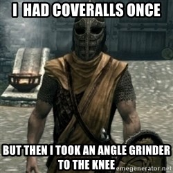 skyrim whiterun guard - I  had coveralls oncE But then i took an aNgle grInder to the knee
