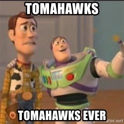 Buzz - Tomahawks ToMahawks ever