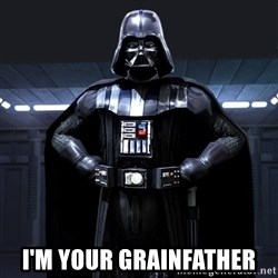 Darth Vader - I'm your grainfather
