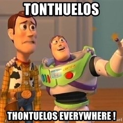 Consequences Toy Story - tonthuelos thontuelos everywhere !