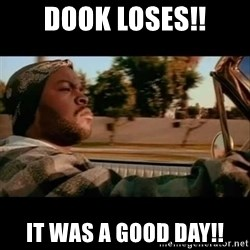 Ice Cube- Today was a Good day - Dook Loses!! It was a good Day!!