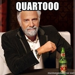 The Most Interesting Man In The World - Quartooo