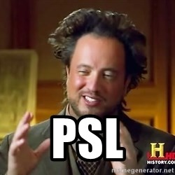 Ancient Aliens - PSL