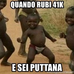 Black Kid - quando rubi 41k e sei puttana