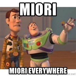 Toy story - MIORI MIORI EVERYWHERE