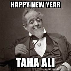 1889 [10] guy - Happy New Year Taha Ali