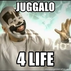 Insane Clown Posse - Juggalo 4 life
