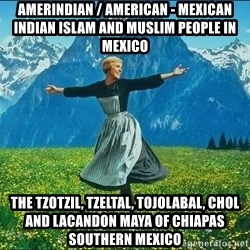 Look at all the things - Amerindian / American - Mexican Indian Islam and Muslim People in Mexico  The Tzotzil, Tzeltal, Tojolabal, Chol and Lacandon Maya of Chiapas Southern Mexico