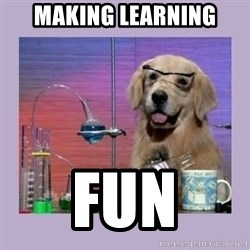 Dog Scientist - making learning fun