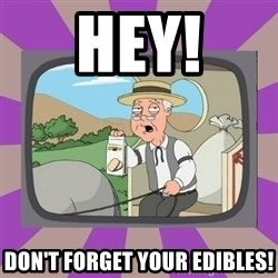 Pepperidge Farm Remembers FG - hey! Don't forget your edibles!