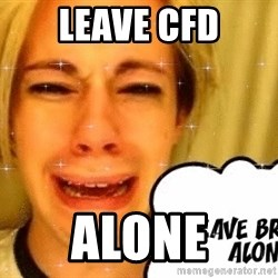 leave britney alone - Leave cfd Alone