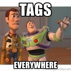 Toy story - TAGS EVERYWHERE