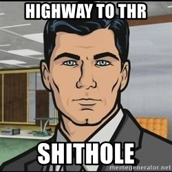 Archer - Highway to thr Shithole