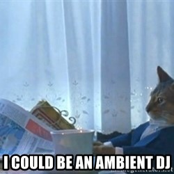 Sophisticated Cat - I could be an ambient dj