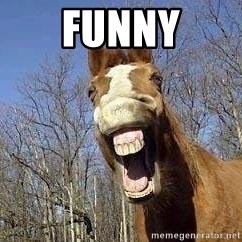 Horse - Funny