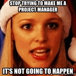 trying to make fetch happen  - Stop trying to make me a Project Manager It's not going to happen