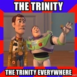 Everywhere - The Trinity The Trinity Everywhere
