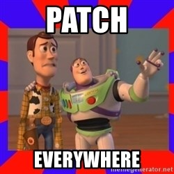 Everywhere - Patch Everywhere