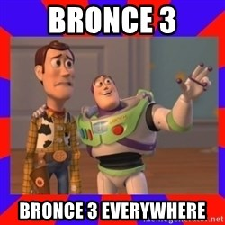 Everywhere - Bronce 3 Bronce 3 everywhere