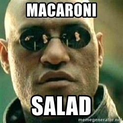 What If I Told You - MACARONI SALAd