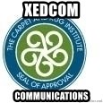 Seal Of Approval - XEDCOM COMMUNICATIONS