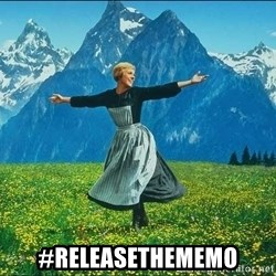 Look at all the things - #releasethememo