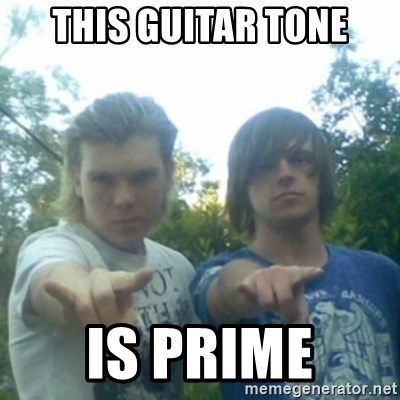 god of punk rock - This guitar tone is prime