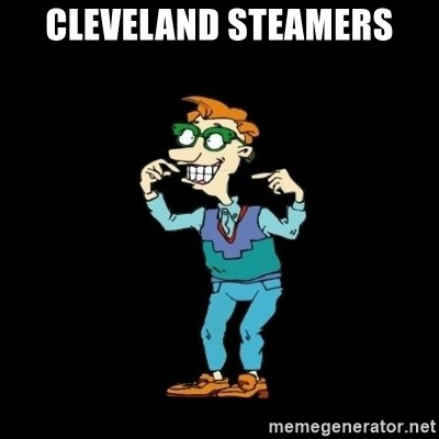 Drew Pickles: The Gayest Man In The World - Cleveland steamers