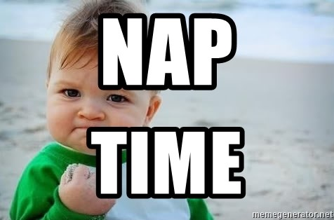 fist pump baby - Nap Time