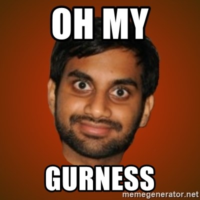 Generic Indian Guy - OH MY GURNESS